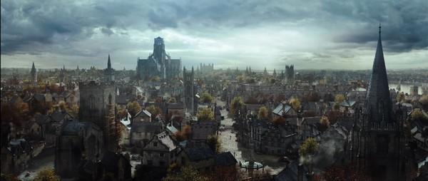 Лондон у фильмі Анонім