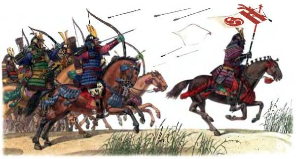 конные лучники