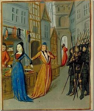 середньовічний Лондон