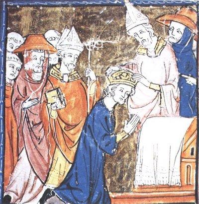 Коронация Карла Великого