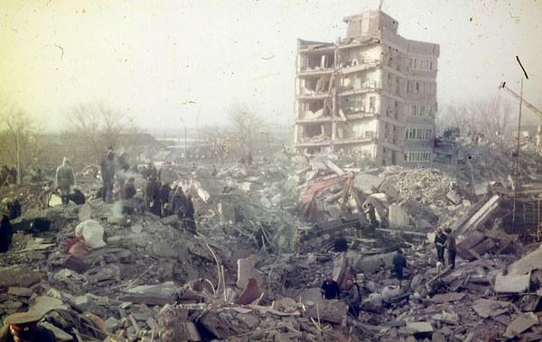 Землетрус у Вірменії