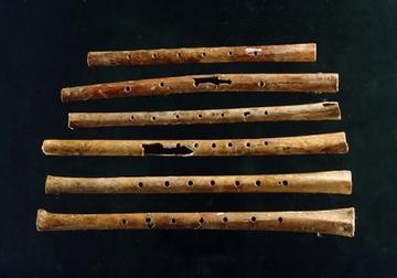 древние флейты