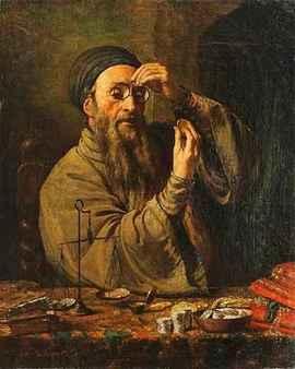 середньовічний банкір