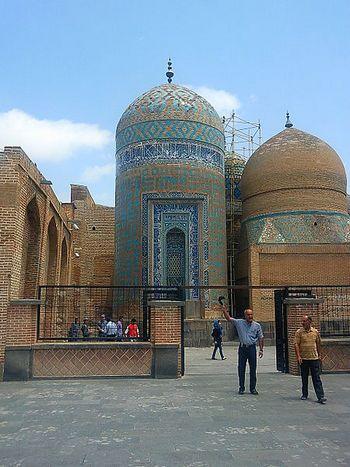 гробница святого Шах-Рукн-и-Алама