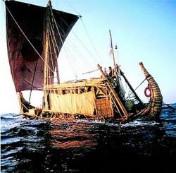 древний корабль
