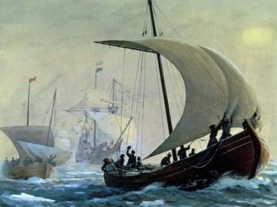 Арктические мореходы Поволжья