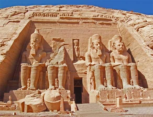 Храм в Абу-Сімбеле
