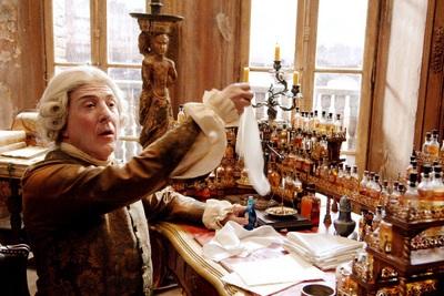 історія парфюмерії