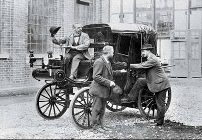 старий автомобіль