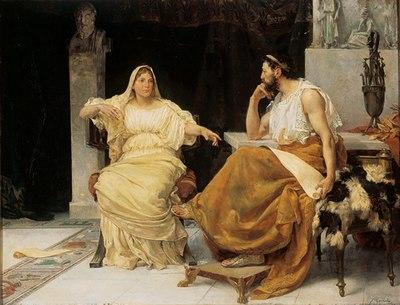 Перикл та Аспасія