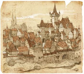 Середньовічне місто