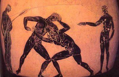 Спорт в давнину