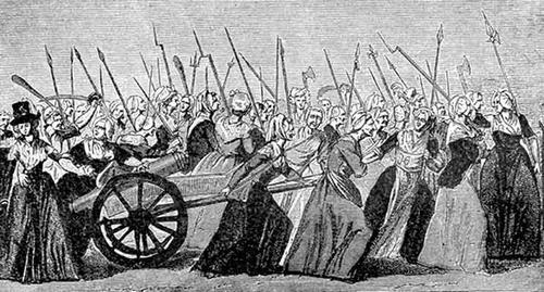 Поход женщин на Версаль