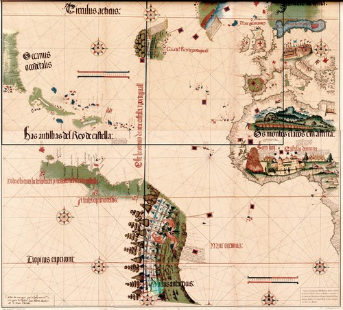 Карта Кантіно