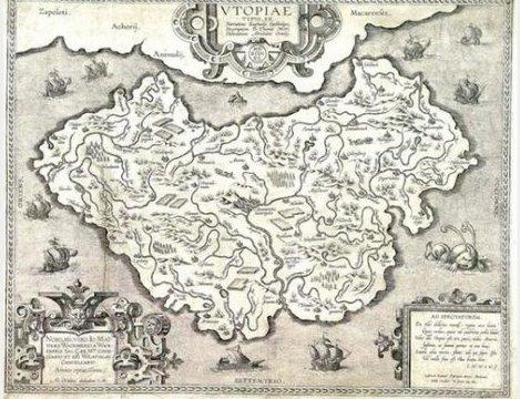 Карта Утопии