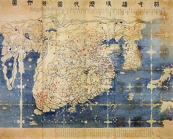 Китайська карта