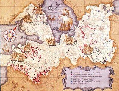 Средневековая арабская картография