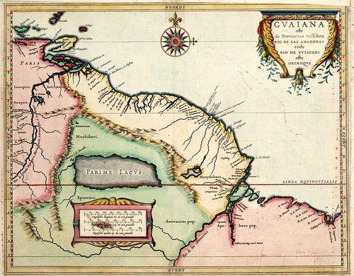 карта Эльдорадо
