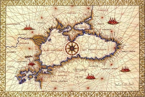 компасна карта