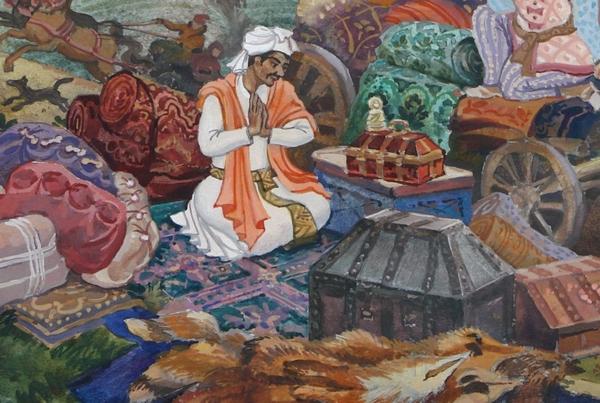 индийский купец