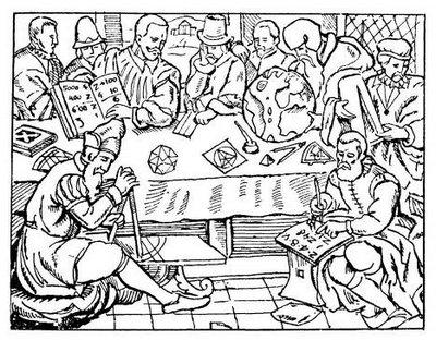 Математика в средневековой Европе