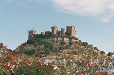 средневековая Андалусия