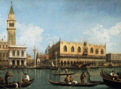 средневековая Венеция