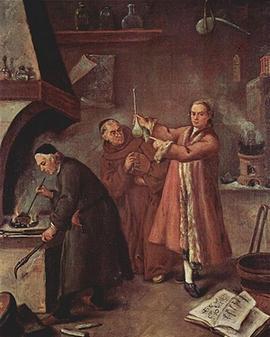 Химия в древности