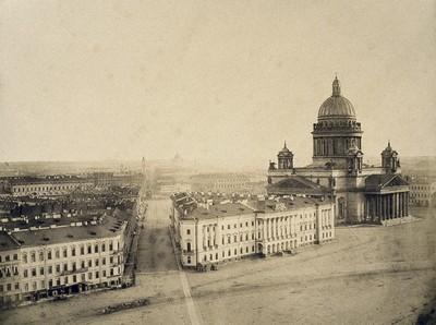 старовинний Петербург