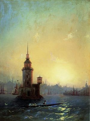 Леандрова башня