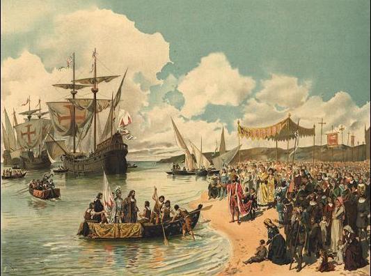 Отплытие Васко да Гамы