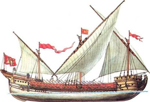 венеціанский галеас