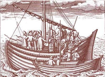 Плавание Григория Истомы