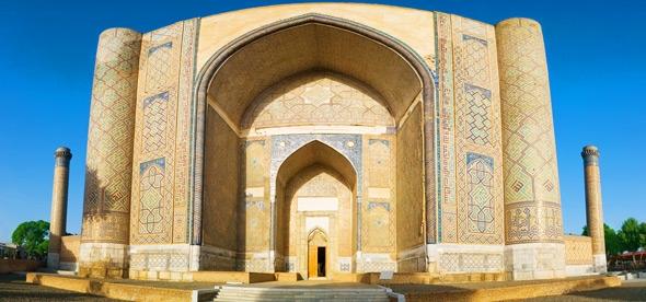 палац Бібі-ханим