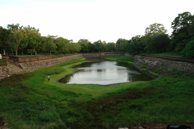 водохранилище в Шри Ланке