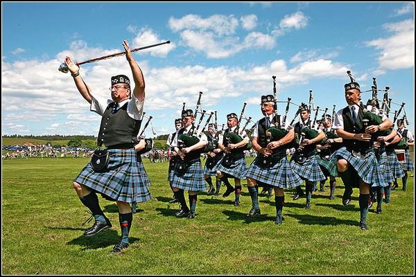 шотландские горцы