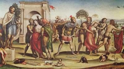 Похищение сабинянок