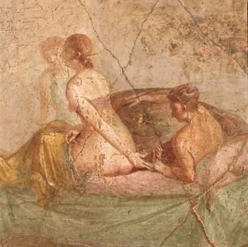 фрески Помпеї