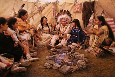 індіанці північної Америки