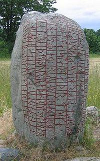 рунічний камінь