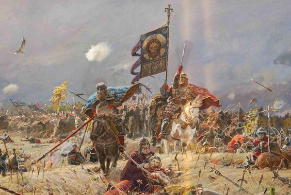 битва на річці Калці