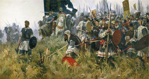 воїни Київської Русі