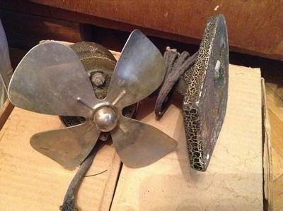 древний вентилятор