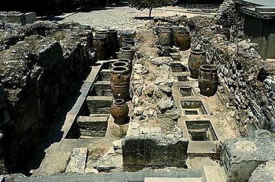 раскопки на Крите