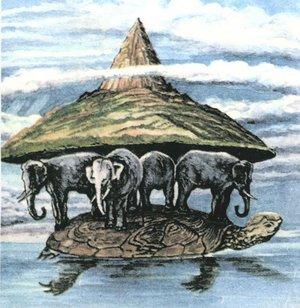 Географические представления древних