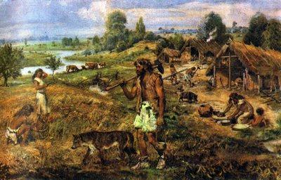 древние земледельцы