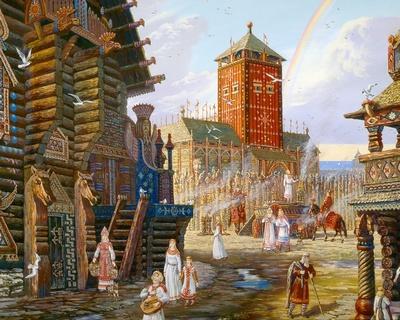 древняя культура