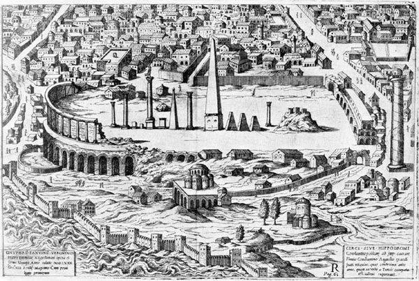 Большой императорский дворец Юстиниана
