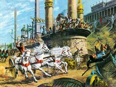 Иподром в Византии
