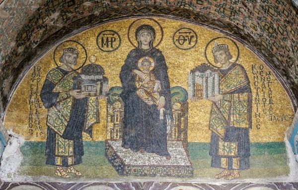 Візантійська мозаїка